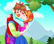 Anna ve Kristoff Gerçek Aşk Öpücüğü