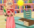 Barbie Kütüphanede