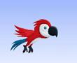 Çırpınan Papağan