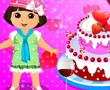 Dora Sevgililer Günü Kek Hazırlığı