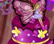 Kelebekli Doğum Günü Pastası