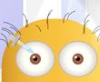 Minion Gözlük Giydirme