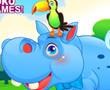 Sevimli Hippo Bakımı