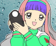 Anime Kız Boyama