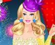 Barbie Çatı Partisi Giydir