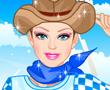 Barbie Çiftçi Prenses Giydir