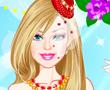 Barbie Prenses Gelin Giydir