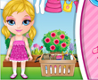 Bebek Barbie Çamaşır Yıkama Günü