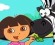 Dora Bebek Bakımı Zebra