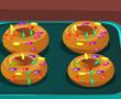 Lezzetli Donuts pişirme