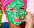 Paris Hilton parti makyaj