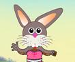 Paskalya Tavşanı Giydir