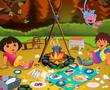 Dora Orman Kampı Temizleme