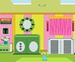 Renkli Bebek Odası Kaçış
