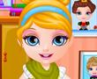 Bebek Barbie Prenses Giysi Tasarımı