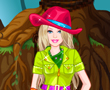 Barbie Indiana Jones Giydirme