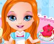 Bebek Barbie Kek Alışverişi