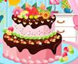 Çilekli Yaş Pasta