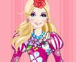 Barbie Elbisesi Tasarla