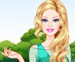 Barbie Golf Moda Giydir