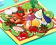 Deniz Mahsulleri Salatası