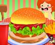 Lezzetli Hamburger