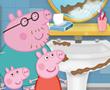 Peppa Pig Banyo Temizleme