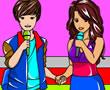 Selena ve Justin