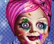 Annabelle Cadılar Bayram Makyajı