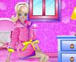 Barbie Pembe Yatakodası