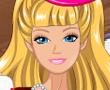 Barbie Sevgililer Gününe Özel Yamalı Elbiseler