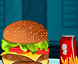 Çift Peynirli Hamburger