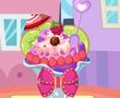 Meyveli Dondurma Dekorasyonu