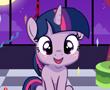 Little Pony Balo Makyajı