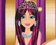 Barbie Prenses Saç Modelleri