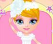Bebek Barbie Balerin Kostümleri