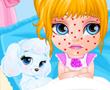 Bebek Barbie Suçiçeği Hastalığı