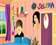 Justin Bieber ve Selena Gomez Odası