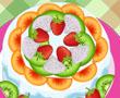 Meyveli Pasta Yapımı