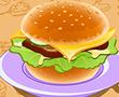 Mükemmel Hamburger Yemeği