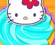 Sevimli Kitty Lezzetli Kalıp Kekleri