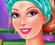 Barbie Muhteşem Yüz Makyajı