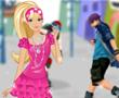 Barbie Tekerlekli Patenler