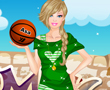 Basketbolcu Barbie