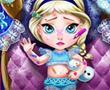 Bebek Elsa Yaralı