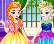 Bebek Elsa ile Anna