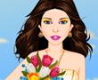 Çiçek Kıyafetleri Giydirme