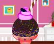 Çikolatalı Dondurma Dekorasyonu