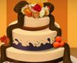 Düğün Pastası Dekor Yapımı