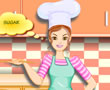 Barbie Pasta Yapıyor